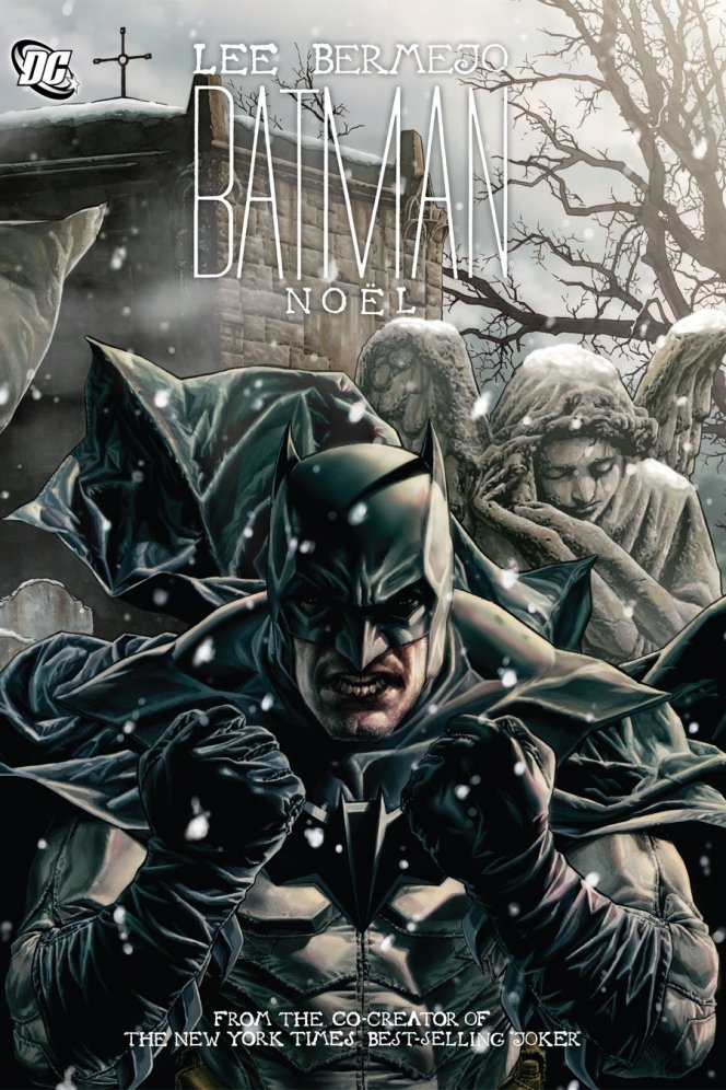 batman noel cover