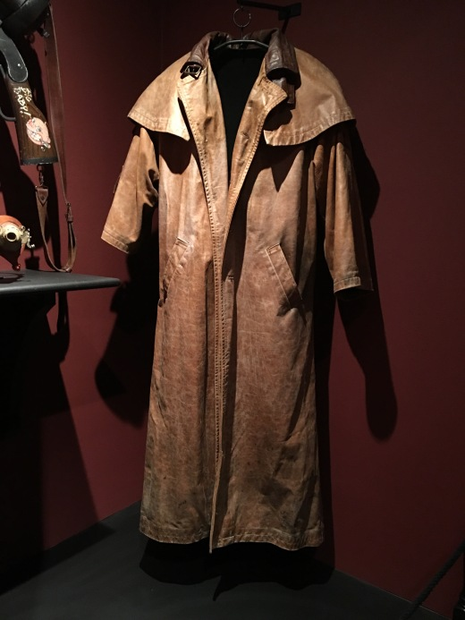 Perlman's Hellboy Coat